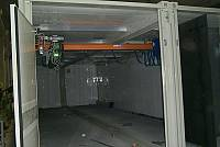 Internal hoist